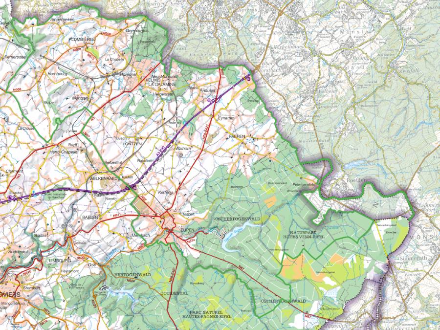 Bild Forstamt - 4 Gemeinden