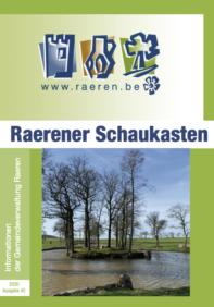 Cover Raerener Schaukasten 45 -