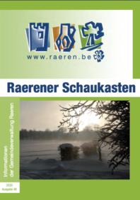 Cover Raerener Schaukasten 46 -